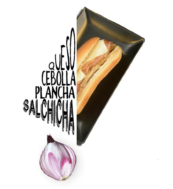 Hot Dog Ratito Vejer